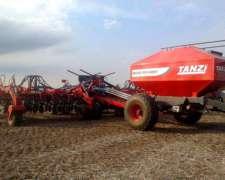 Sembradora Tanzi Special 3 AIR Drill