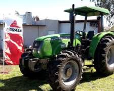 Tractor Agrale 575.4 con Inversor de Marcha