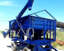 Tolva Semilla Fertilizante 4tn con Chimango Directo Fabrica