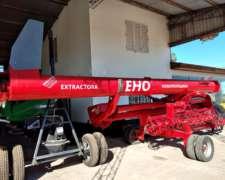 - Extractora de Granos - Marca Ombu -