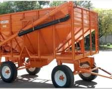 Acoplado Tolva Semillera/fertilizantes Para 12 Tn. (to1012)