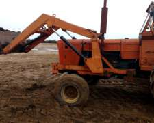 Tractor Fiat 900 con Pala Frontal