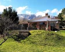 Venta Permuta Casa por Casa de Campo Bs.as.