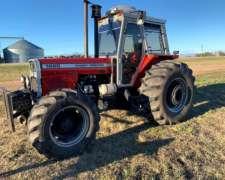 Tractor Massey Fergusson 1660 Mod 97