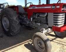 Tractor Massey Ferguson 165 con Tres Puntos