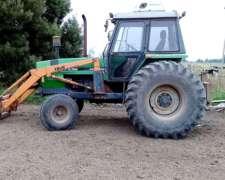 Tractor Deutz Fahr AX 4.100 con Pala Frontal y 3 Puntos