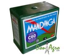 Electrificador Mandinga C60 15 Km 220v