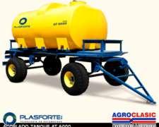 Acoplado Tanque Plasforte 5900 Lts