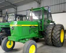 Johndeere 4530 Restaurado Impecable Cabina Soid Nueva