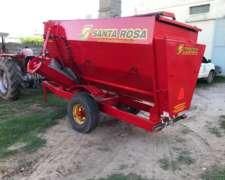 Mixer Horizontal Santa Rosa De 7 Mts3