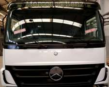Cabina 0km Mercedes Benz Axor 1933-2035-2040