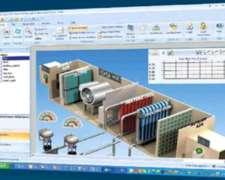 Sistemas de Monitoreo Industrial