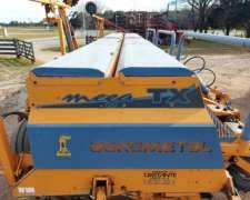 Sembradora Agrometal TX Mega 16 y 20 a 42 52