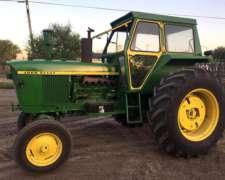 Tractor John Deere 3420. muy Bueno 110 HP