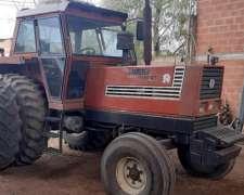 Vendo o Permuto Tractor Fiat ÑEW Holland 1580