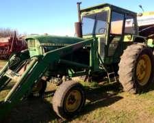 Tractor John Deere 3420 con Pala Tbeh