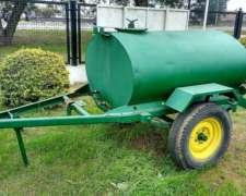 Cisterna Para Combustible De 1.000 Litros