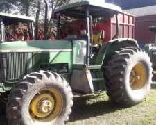 Tractor John Deere 6605 2005 Financiación en Pesos