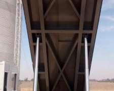 Plataforma Hidraulica para la Descarga de Camiones Cerealero