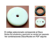 Disco Ceramico Magnojet D15 N 3 - 1,0 MM