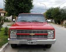 Camioneta Chevrolet Silverado Modelo 92 Único Dueño