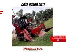 Cosechadora de Caña Case A4000 2011