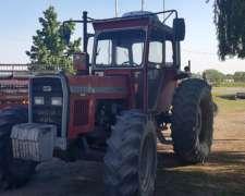 Massey Ferguson 1215 S4 4X4