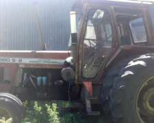 Tractor Massey Ferguson 1360 S2 de 160 HP