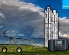 Bombas De Agua A Energía Solar Rison ( Trifásica)