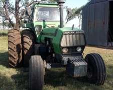 Tractor Deutz AX 120, Rodado Dual, Cubiertas Nuevas, Vigia.