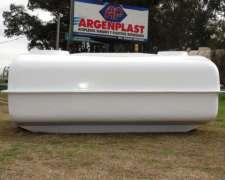 Tanque / Cisterna 6000 Litros Prfv Argenplast