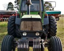 Tractor Deutz AX160 S/ Turbo -tma FUERZA/SDA.HIDRAULICA/1988