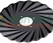Cuchilla Turbo 20 Ondas 16 X 4 Exp.