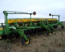 Sembradora Erca Serie III 18 a 52cm. Doble Fertilización