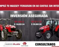 Massey Ferguson 4283-4 Y 6711 Ps