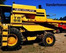 Cosechadora TR 98 New Hollland 1997