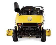 Cosechadora CR EVO 5.85 - New Holland