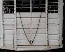 Carrocería Vaquera FH 4,50 Mts sin USO