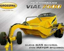 Pala Hidraulica Vd 7500 - Grosspal