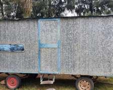 Casilla Rural Artemetal con Rodado Simple
