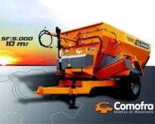 Mixer Horizontal SF-5000 - Comofra