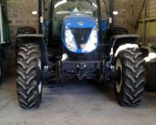Tractor New Holland T7.245, 2013, 977 Horas, 213 CV