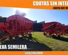 Tolva Semillera Fertilizantes Golondrin - Cuotas sin Interes