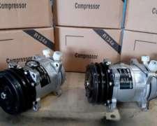 Compresor de Aire Acondicionado Tractor Pauny 500-540-250