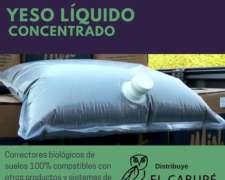 Sulfato De Calcio Líquido En Nanopartículas Quelatadas