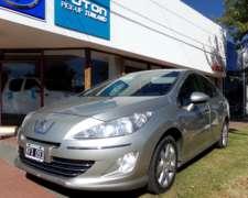 408 Allure Plus 2.0 Nafta M/t Año 2011 Impecable