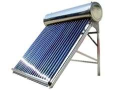 Termotanque Solar Galbanizado 100 Lts