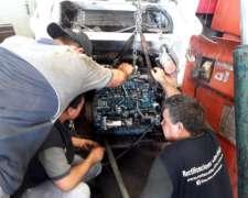 Reparación De Minicargadoras Bobcat Con Motor Kubota O Deutz