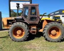 Tractor Zanello 4200, Rodado Simple18.4- 34 - muy Bueno