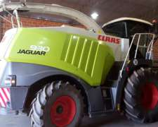 Picadora De Forraje Claas Jaguar 930 Año 2012 (49404056)